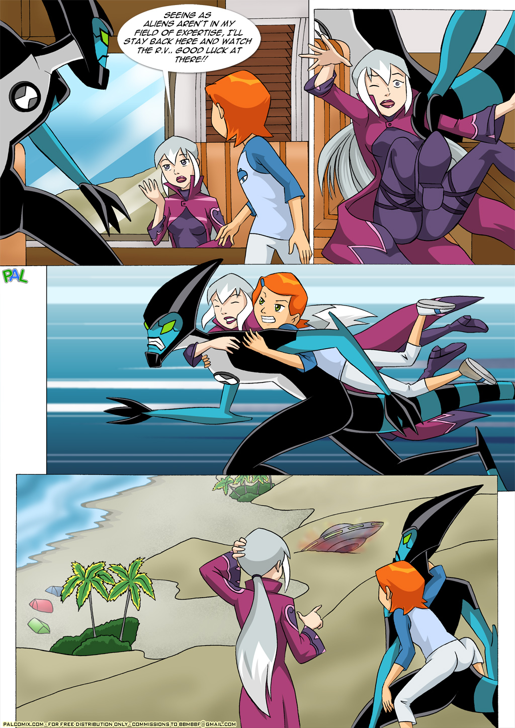 Ben 10 naked comic Full HD Adult free site image. Comments: 1