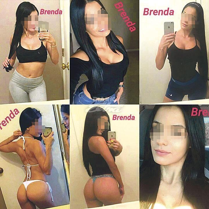 Brenda Costa  nackt