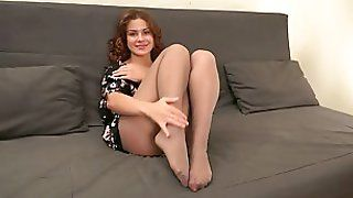 Hitch reccomend pantyhose japanese masturbate cock and anal