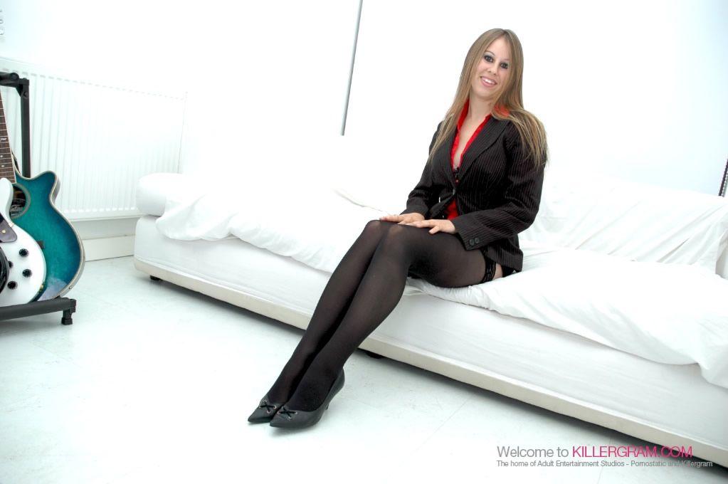 Hoe secretary sexy slut
