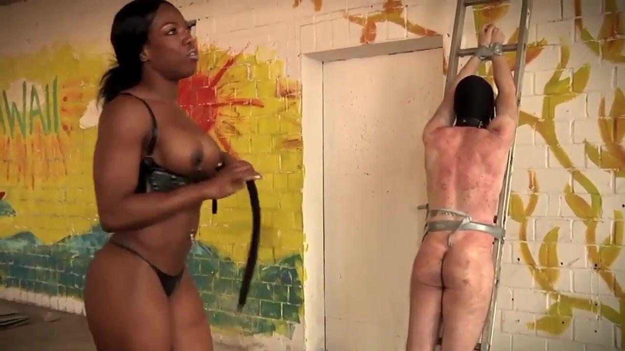 Femdom africa whipping