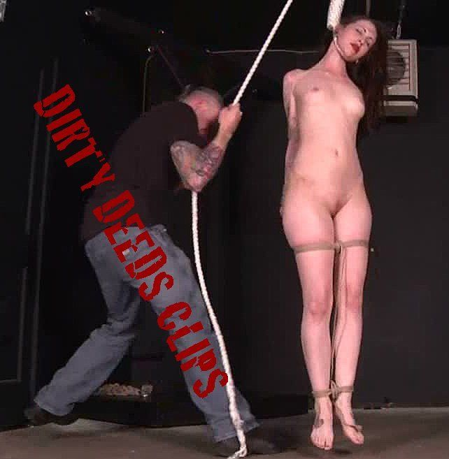 Females hanged by the neck bdsm