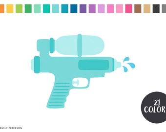 best of Gun clip art Squirt