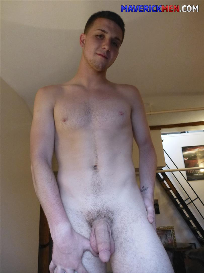 Twink white lick dick and squirt