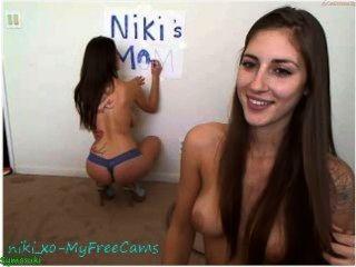 Mom webcam
