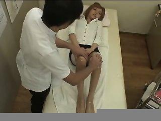 Mr. P. reccomend japanese foot massage
