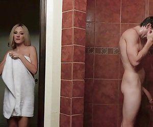 Sam reccomend helping shower