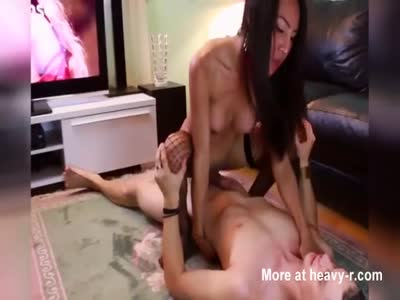 Stepsister Wants You to Impregnate Her -Adriana Maya.