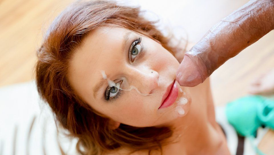 best of Cock facial naked lick pornstar and