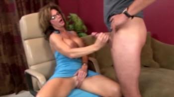 Aqua reccomend Mature ladies giving handjobs