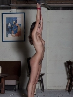 Space G. reccomend Teen naked nude bondage