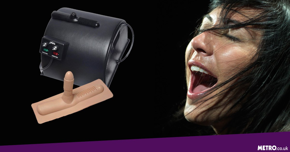 Sex vibrator or dildo powerful sybian