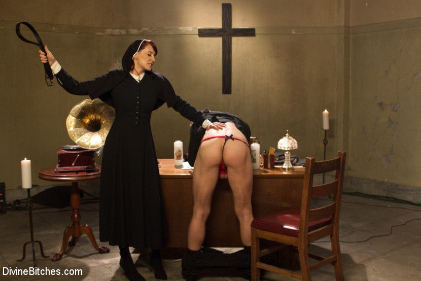 best of Nun spanking