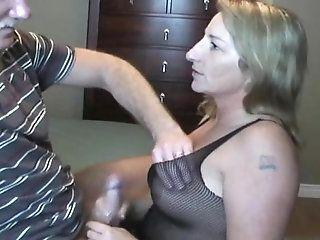 Sunny reccomend Wifes mom blowjob porno