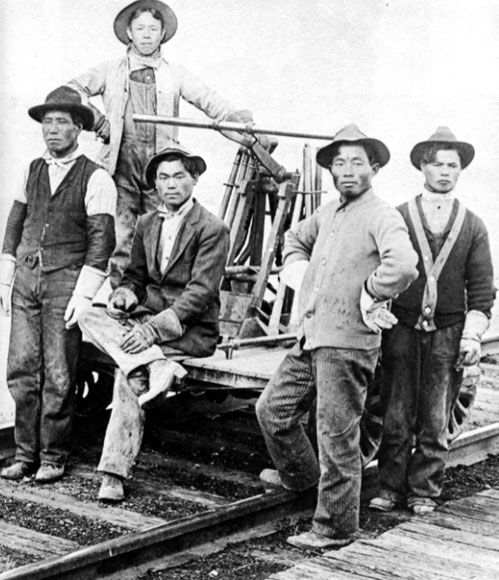 best of Railroad workers Asian