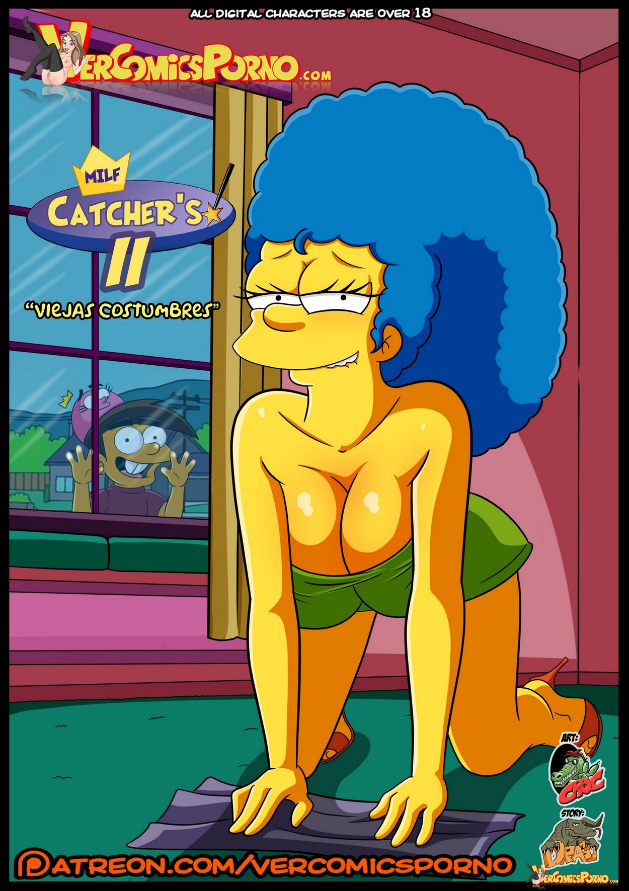 Video simpsons porno Simpsons Porn