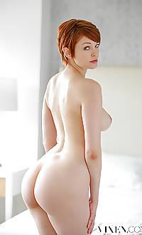 Brown E. reccomend short hair redhead anal