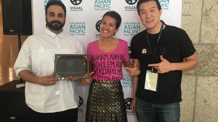 Picasso reccomend Asian pacific award