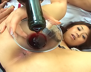 best of Creampie Anal funnel