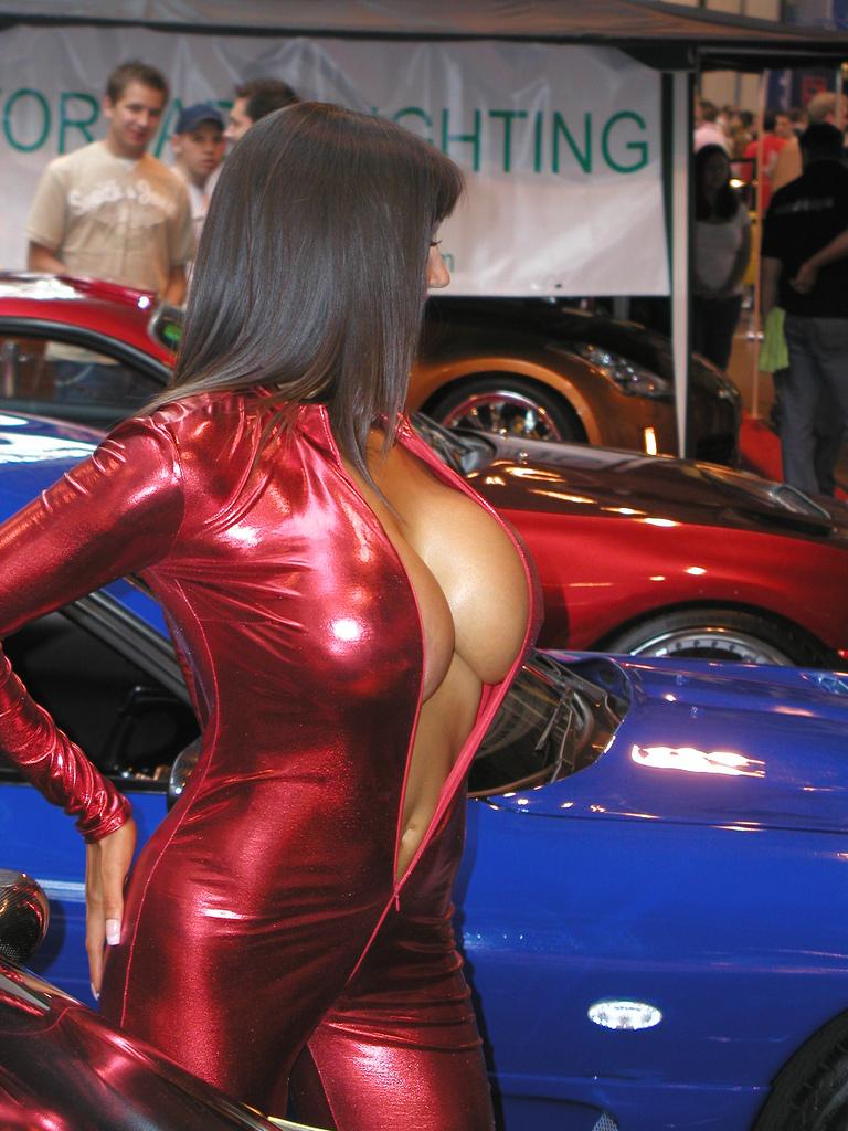 Be-Jewel recommendet slut Auto show