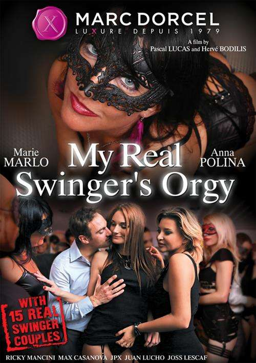 French swingers orgy