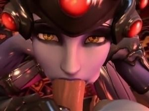Red H. reccomend widowmaker sex