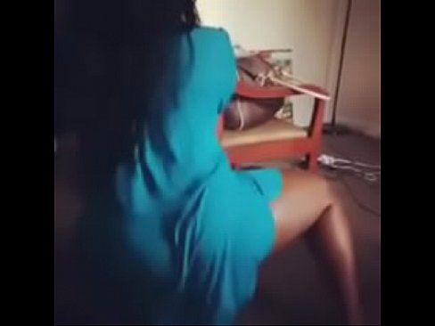 best of Teen caught twerking ebony