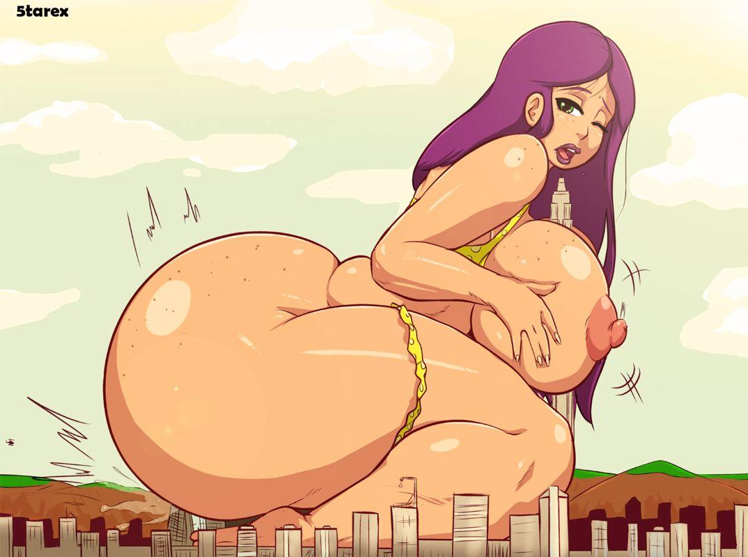 best of Giantess big ass