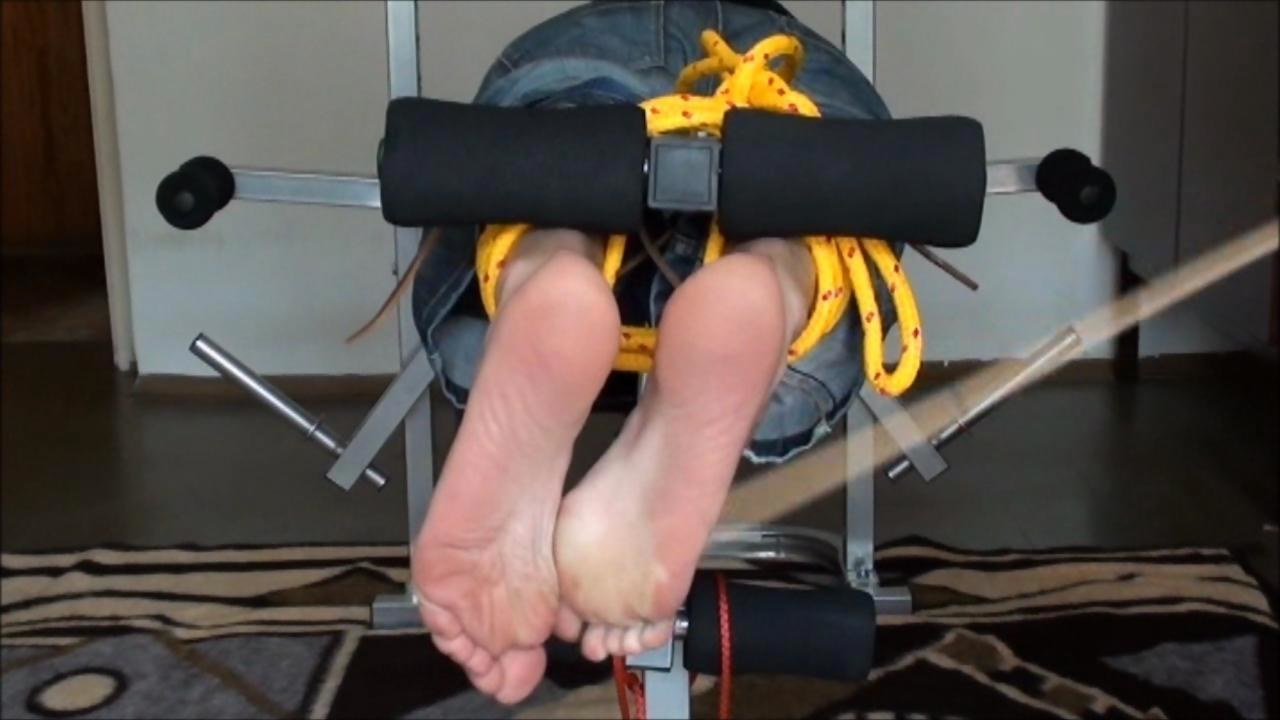 Thumbprint reccomend foot bastinado