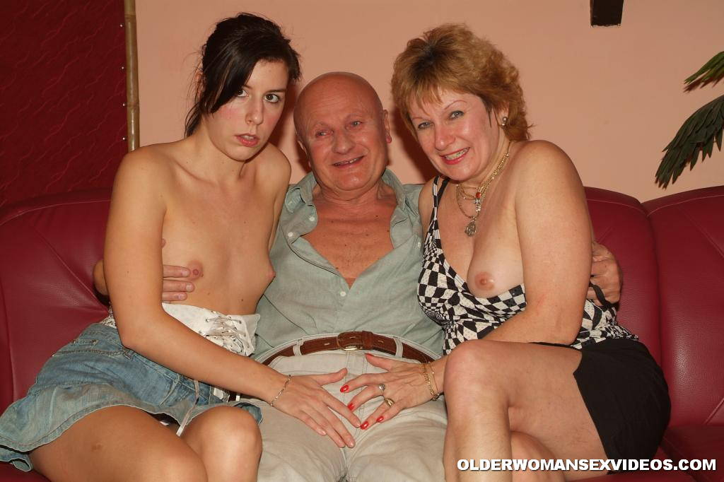 best of Anddaughter threesome mom