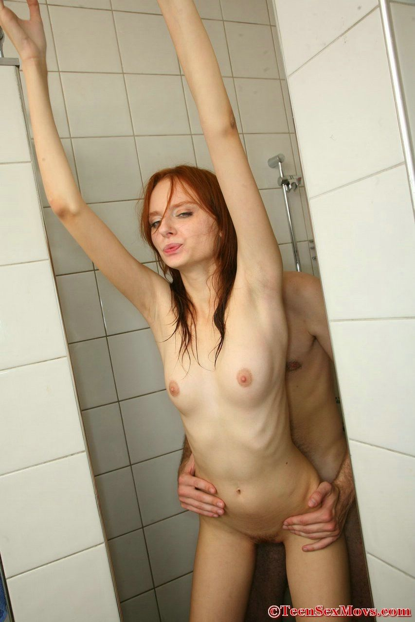 The S. reccomend Redhead fucked in shower