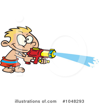 Ladybird recommend best of clip Squirt art gun